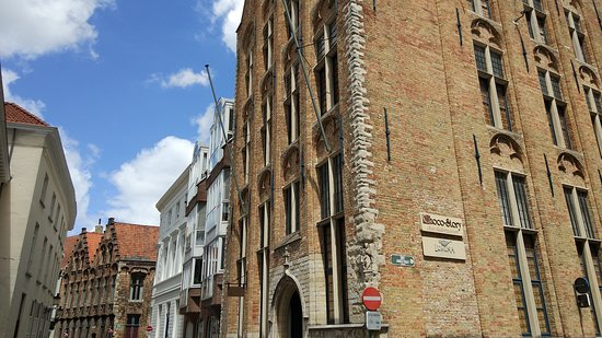 Choco-Story: The Chocolate Museum in Bruges: Choco-Story: The Chocolate Museum (May 2019)
