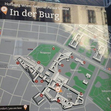 Хофбург Вена