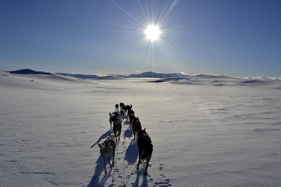 Skibotn ภาพถ่าย