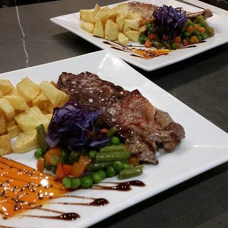 Alguno de nuestros platos de menú