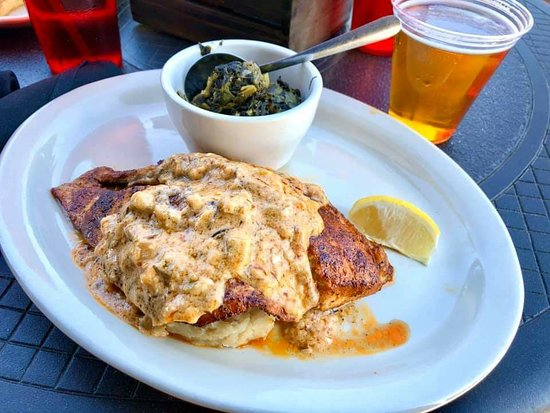 Recommended Blackened Redfish