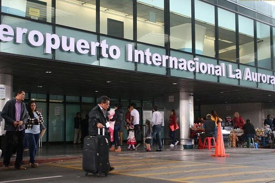 Transfer Out from Antigua Guatemala Hotels to INTL Airport Aurora in...
