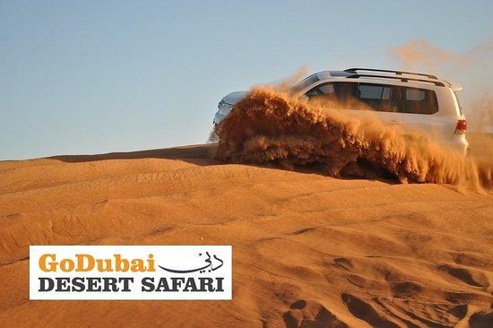 Go Dubai Desert Safari