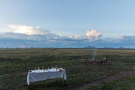 Национальный парк Катави, Танзания: fly camping