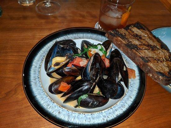 Native Maine Mussels