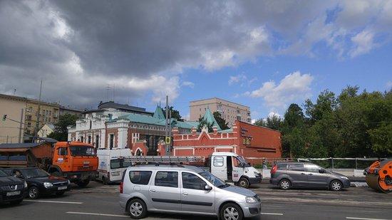 바루쉬나 극장 박물관