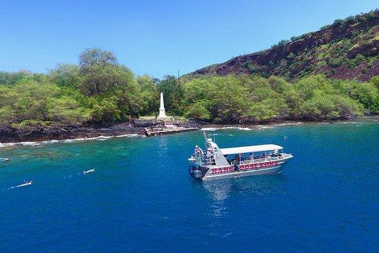 Kealakekua Bay et aventure avec les...