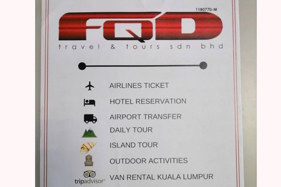 ‪FQD Travel and Tours‬