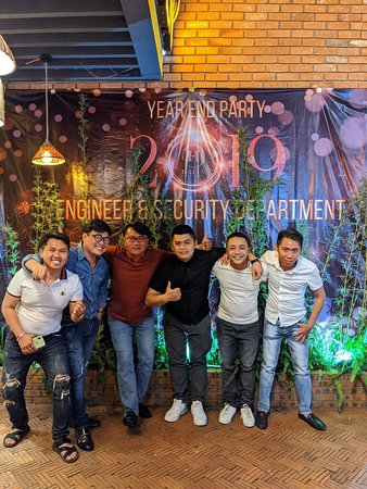 HAIAN Engineer & Security Year End Party