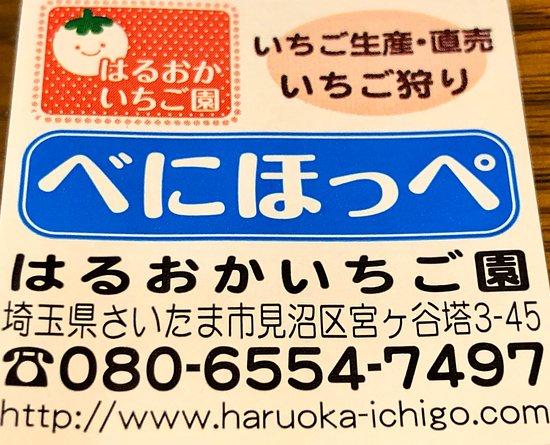 Haruoka Strawberry Farm