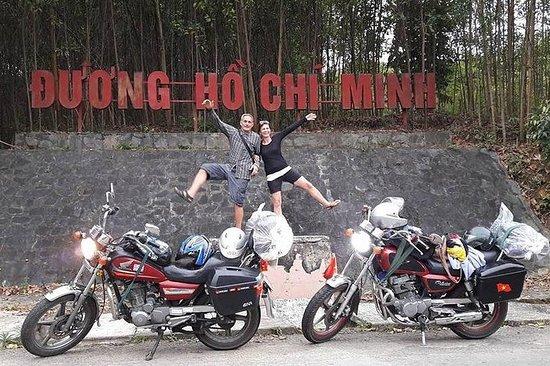 Hoi An to Hue via Ho Chi Minh trail on motorbike – 2 days 1 night...