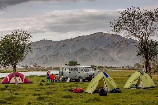 Aventure chez les nomades