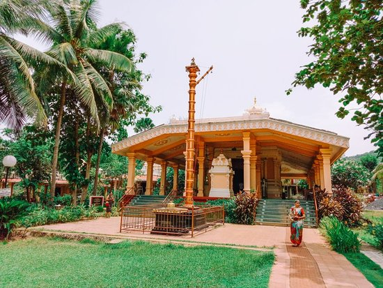 Shri Tirupati Balaji Padmavati Temple