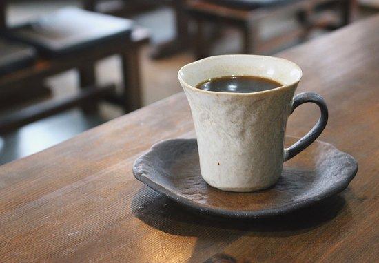 ホットコーヒー¥350