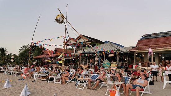 Majestic Bar Koh Lanta