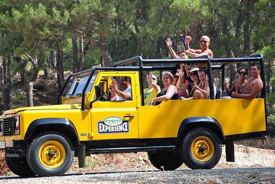 Beroemde ervaring: Jeep Safari van Fethiye