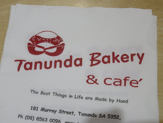 Tanunda Bakery & Café, Barossa Valley South Australia