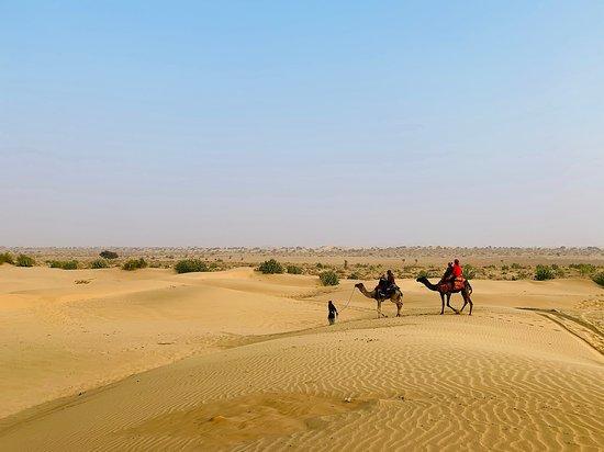 Jaisalmer - Sam Dunes Camel Ride