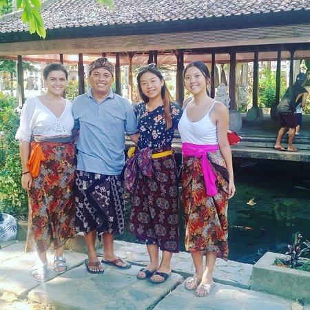 Awan Bali Driver