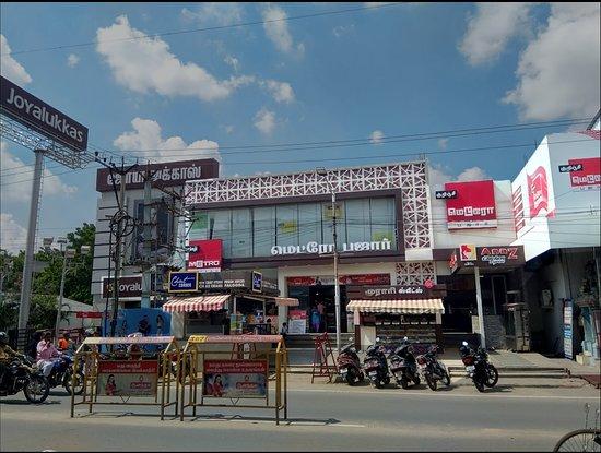 Kurinji Metro Bazaar