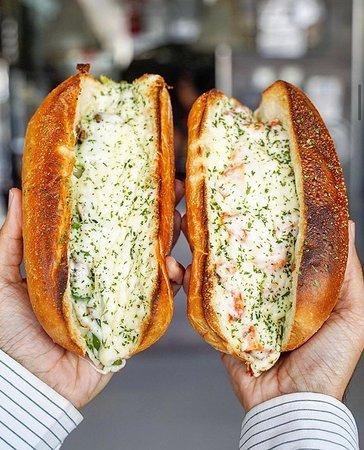 Hot Subs—Philly Cheesesteak and Chicken Mozzarella
