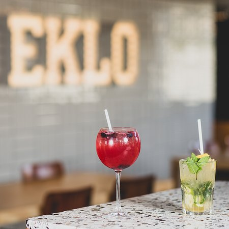 Cocktails Eklo