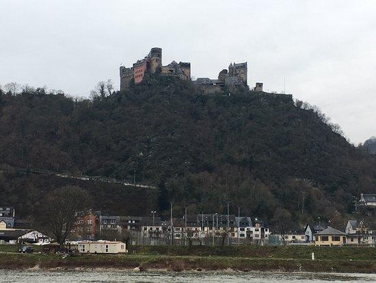 Hessen, Tyskland: Burg Maus
