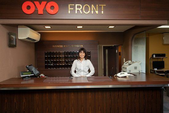 OYO ビジネスホテル新川 宇部