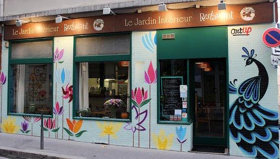 Le Jardin Interieur, Lyon - 2 rue de BelFt - Menü, Preise ...