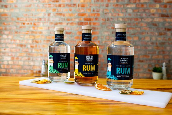 Cape Of Storms Distilling Company