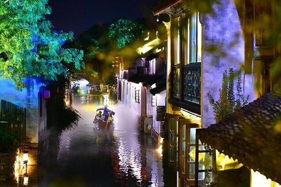 Privat layover-tur inklusive Shanghai...