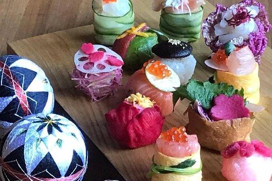 寿司作り体験を金沢で