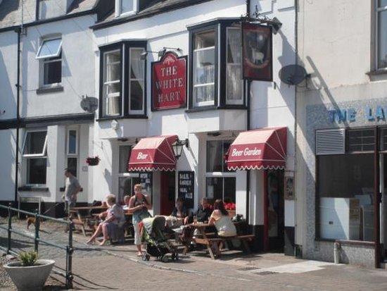 The White Hart Pub Dawlish