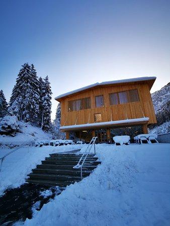 Olivone, Schweiz: Entrance