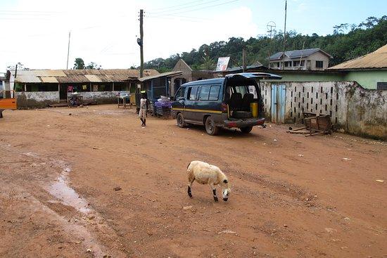 Village Butre