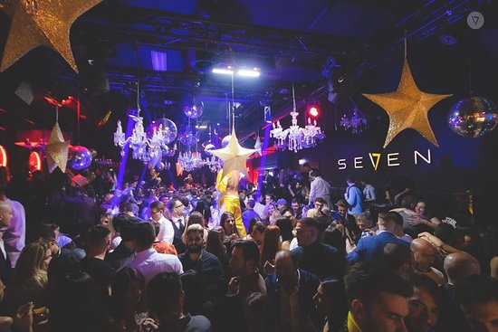 Seven Lugano – The Club