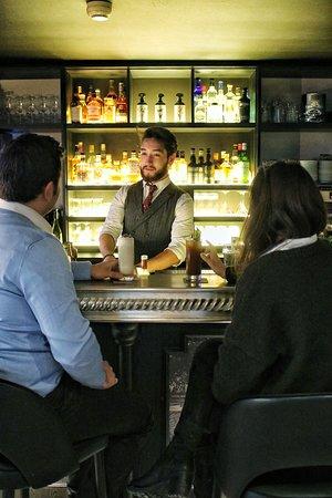 Bar et cocktails