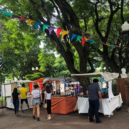 Feria Artesanal de San Isidro