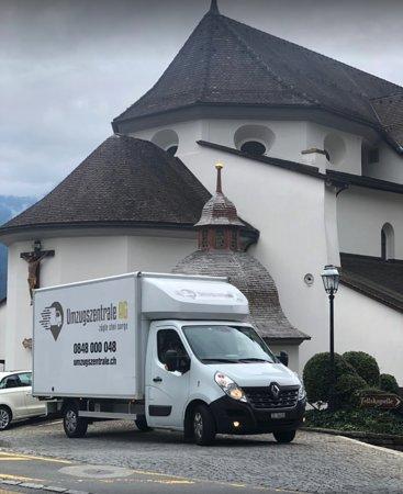 Schaffhausen, İsviçre: Umzugszentrale AG - Zügle ohni Sorge