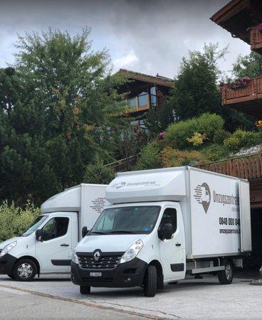Cantón de Lucerna, Suiza: Umzugszentrale AG - Zügle ohni Sorge