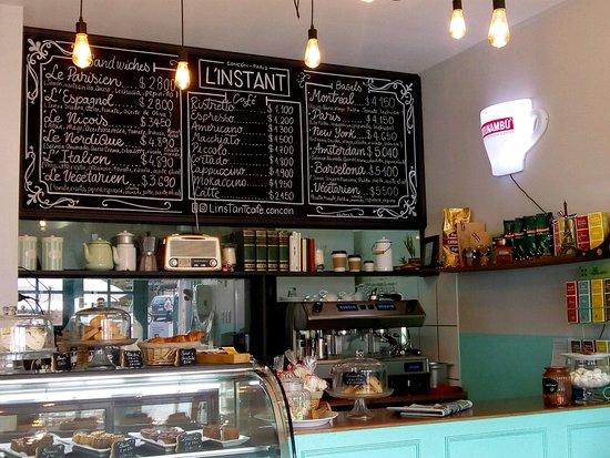 L'Instant Café en Con-Con