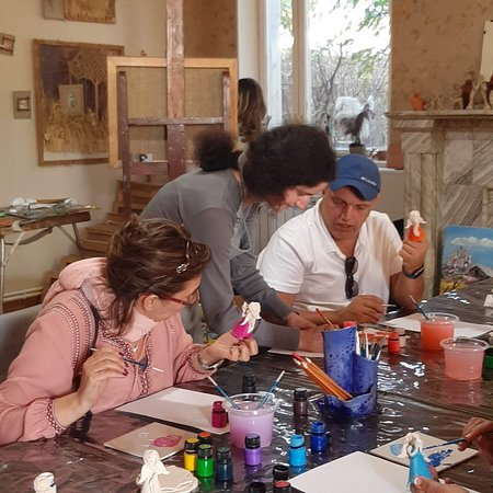 Gohar's Ceramic Workshop