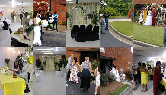 Stone Mountain, Geórgia: This is a Perfect facility for small to medium sized weddings and receptions.