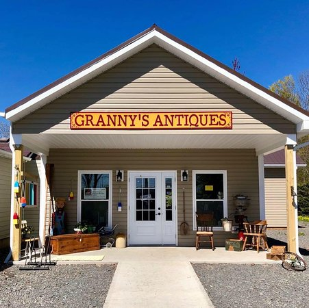 Granny's Antiques and Gifts