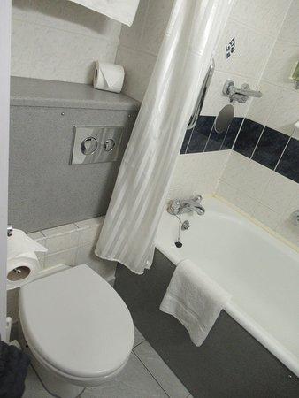 湯ぶねあり手すりつき シャワーは固定式