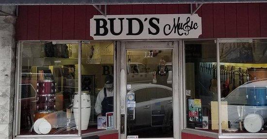 Bud's Music