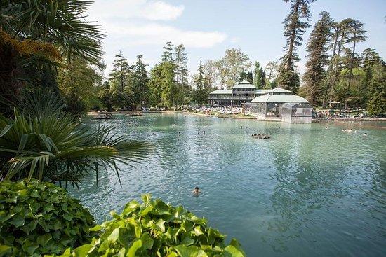 Inngangsbillett til Garda Thermal Park