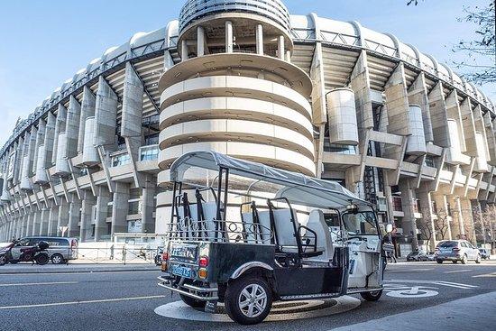 Tour elettrico tuk-tuk di Madrid: dal