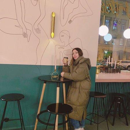 Cafe Limitless в Петербурге 😍