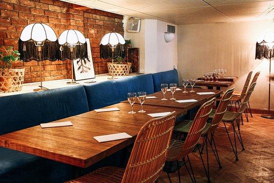 paillettes restaurant